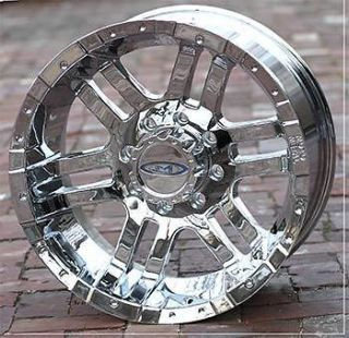 16 inch Chrome Wheels/Rims FORD f250 f350 truck 8 lug