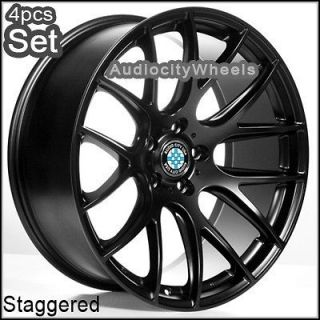 20inch M111 Black for BMW, Wheels,Stagger​ed Rims(Concave)