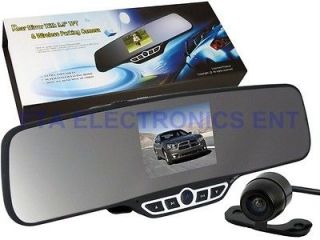 wireless rear view camera mirror in Rear View Monitors/Cams & Kits