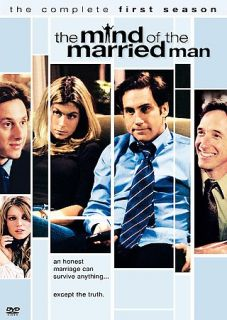 The Mind of the Married Man   Complete First Season DVD, 2005, 2 Disc