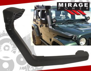 2007 2011 JEEP WRANGLER JK 3.8L OFF ROAD SNORKEL AIR INTAKE SYSTEM