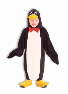 PENGUIN boys girls kids happy feet halloween costume 2+