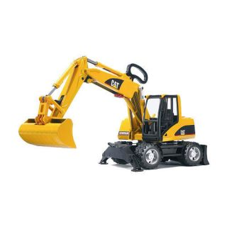 bruder excavator in Diecast & Toy Vehicles