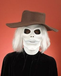 PUPPET MASTER BLADE MASK & HAT ADULT Costume *NEW*