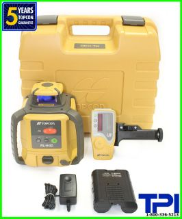 RL H4C RECHARGEABLE SELF LEVELING ROTARY LASER LEVEL, SLOPE LASER RB