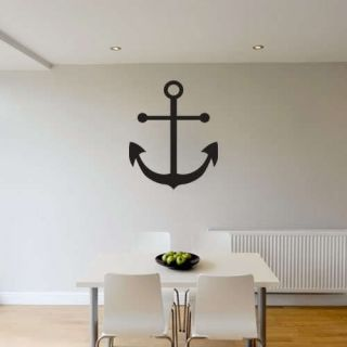 anchor wall decal in Decals, Stickers & Vinyl Art