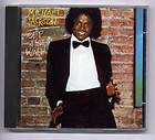 Michael Jackson Off The Wall Mexican Edition CD ULTRA RARE Spanish