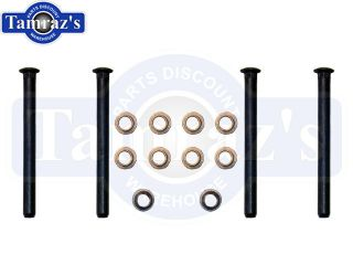 70 81 GM F Body Basic Door Hinge Repair Kit Pins & Bushings (NO DETENT