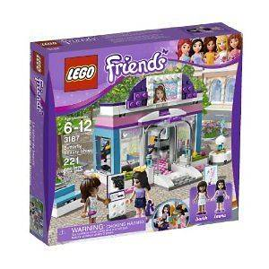 LEGO #3061 LEGO FRIENDS Box Set CITY PARK CAFE Andrea & Marie Sealed