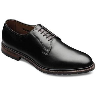 Allen Edmonds Mens Black Hills Leather Shoe