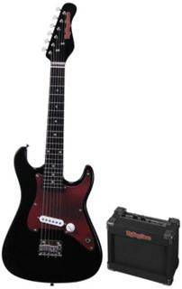 NEW ROLLING STONE 31 INCH ELECTRIC GUITAR AND AMP KIT $149