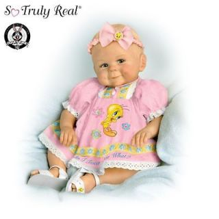Ashton Drake baby girl doll