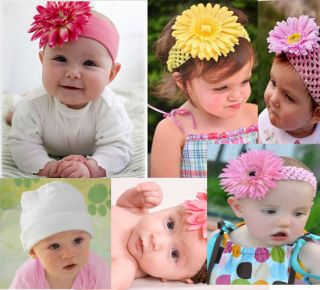 FREE SHIP 14 colour baby girl boy knitted beanie hats baby crochet