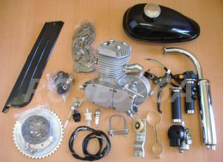 80cc 2 Cycle Engine Motor Kit Motorized Bicycle Bike