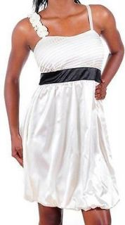 black and white prom dresses in Womens Clothing