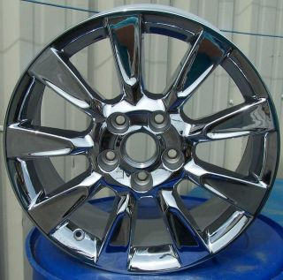 OEM Chrome Alloy Wheels Rims for 2005 2006 2007 2008 2009 Cadillac XLR