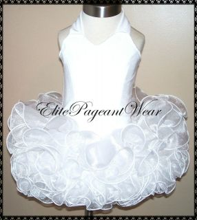 pageant dress shells in Kids Clothing, Shoes & Accs