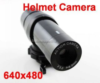 Waterproof Action Sport Helmet Camera Motorcycle DVR Cam Spy Video