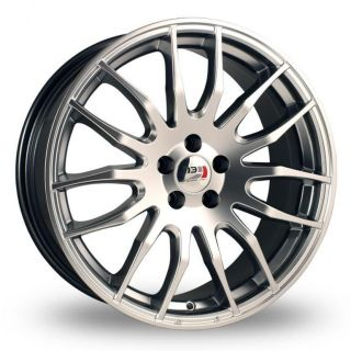 18 Kei Racing Ebisu Alloy Wheels & Continental Tyres   CADILLAC BLS