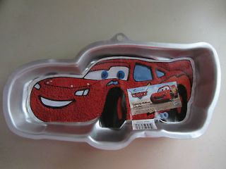 CARS   Lightning McQueen   Wilton Cake Pan