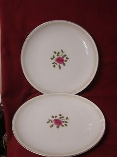 Royal Doulton, China Dinnerware Sweetheart Rose, pattern #H4936 set 2