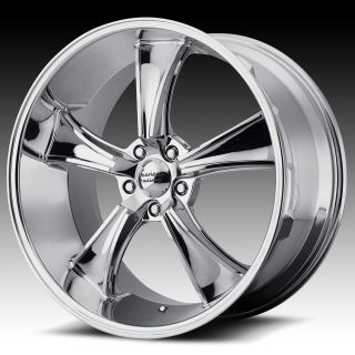 BLVD American Racing Wheels Rims Torq Chevy Ford Dodge Chrome 300
