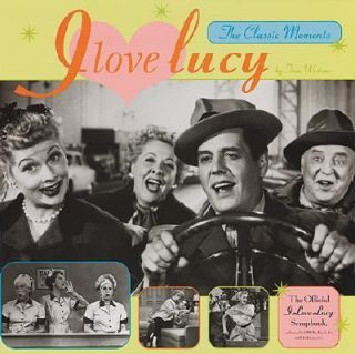 Love Lucy The Classic Moments by Thomas Watson 1999, Hardcover