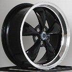 22 Inch Black Wheels Rims Chrysler Dodge 300 300C SRT8 Charger