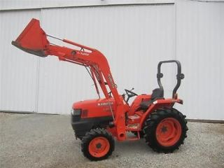 compact tractor loader in Tractors & Farm Machinery