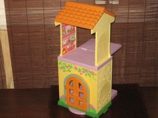 Dora Explorer TALKING DOLLHOUSE ADD ON TWINS NURSERY FURNITURE FOR