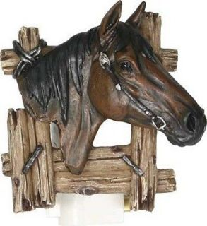 horse night light in Home & Garden