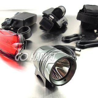 Mini CREE LED XML XM L T6 LED 1600Lm Bicycle Light Bike Lamp HeadLight