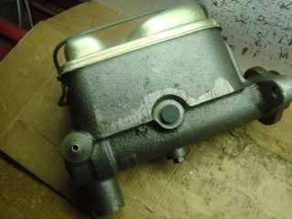 67 FORD GALAXIE CUSTOM MERCURY MARQUIS MONTEREY MASTER CYLINDER NEW