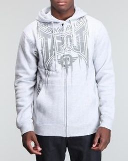 Hated 2 Hero Hoodie Grey mens clothing hip hop urban street gangster