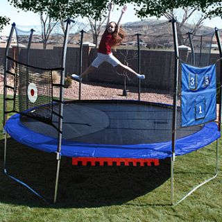 Azooga Sports Arena Trampoline Game Accessory   Skywalker Holdings