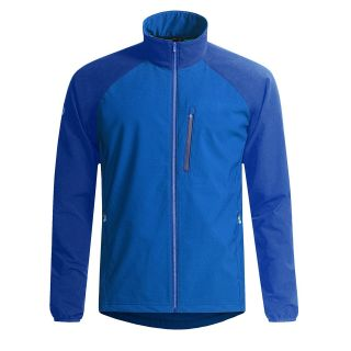 Marmot Tempo Jacket   Soft Shell (For Men) in Vapor Blue/Eclipse
