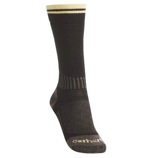 Carhartt Work Dry® Graduated Compression Boot Socks   Midweight (For