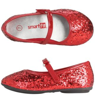 Girls   Smartfit   Girls Toddler Glitter Ballet Flat   Payless Shoes