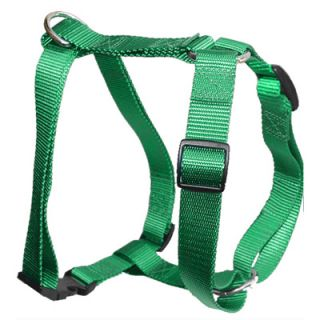 Majestic Pet Adjustable Nylon Dog Harness   Green  Meijer