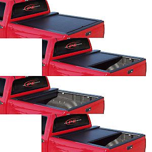 Pace Edwards Roll Top Cover Retractable Hard Tonneau Cover   JCWhitney