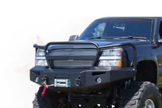 2010, 2011, 2012 Dodge Ram Winch Mount Bumpers   RBP RBP28DG   RBP HD