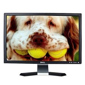 22 Dell E228WFPc DVI Widescreen LCD Monitor (Black) Dell E228WFPc