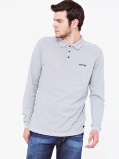 Sonneti Mens Marques Pique Long Sleeve Polo  Littlewoods