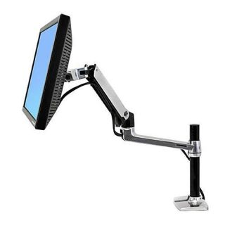 MacMall  Ergotron LX Desk Mount LCD Arm, Tall Pole   mounting kit 45