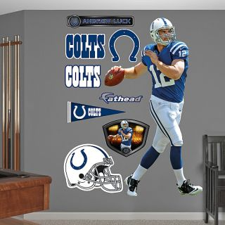 Fathead Indianapolis Colts Andrew Luck Wall Graphic