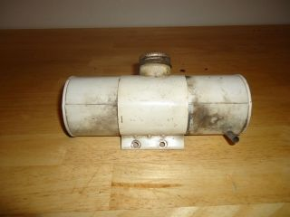 Vintage POWER PRODUCTS BRIGGS LAUSON GO KART GAS TANK ENGINE