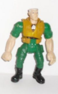 Small Soldiers CHIP Hazard Figure 4 toy, Burger King