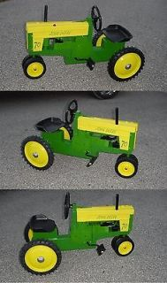 pedal john deere tractor in Diecast & Toy Vehicles