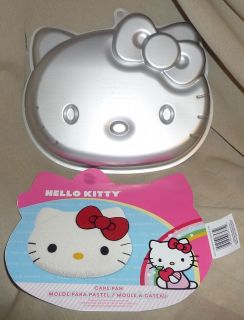 wilton hello kitty cake pan in Bakeware