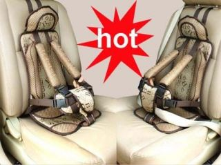 High Quality Safety Infant Child Baby Car Seat Seats Carrier Portable